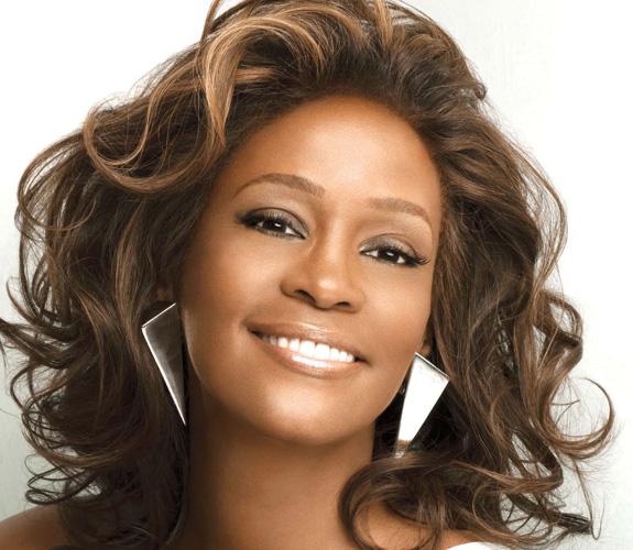 Whitney Houston in better times